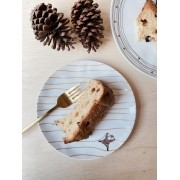 Prato Sobremesa Natal