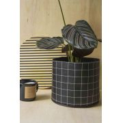Vaso para Plantas Médio (Grid)