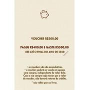Voucher R$500,00