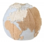 Puff Mapa Mundi (45m x 50m x 50m)