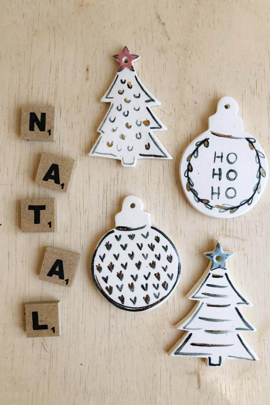 Kit Enfeite de Natal