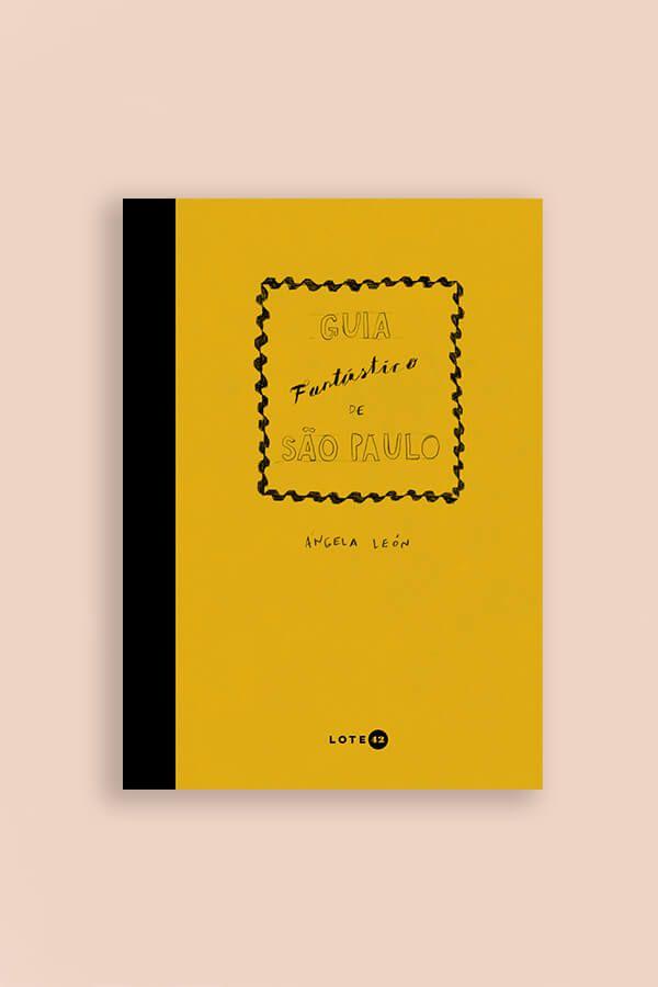 Livro: Guia Fantastico de Sao Paulo