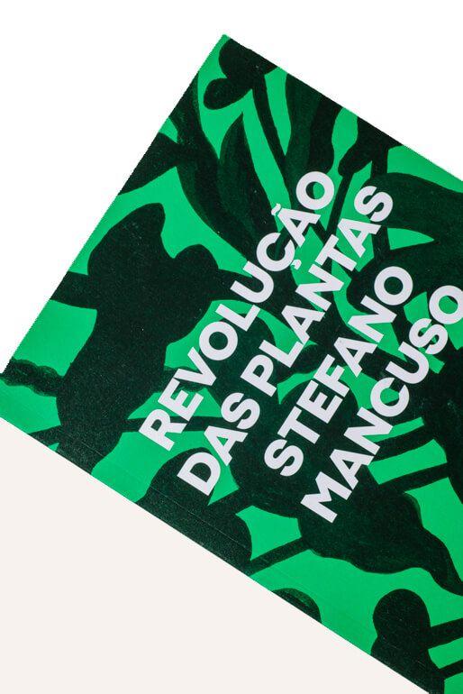 Livro: REVOLUCAO DAS PLANTAS