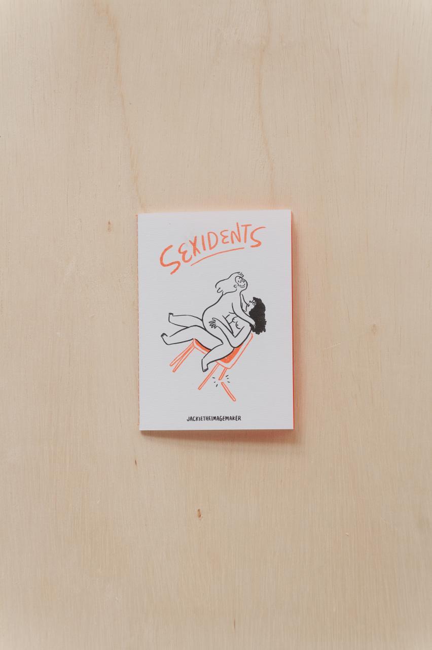 Livro: Sexidents