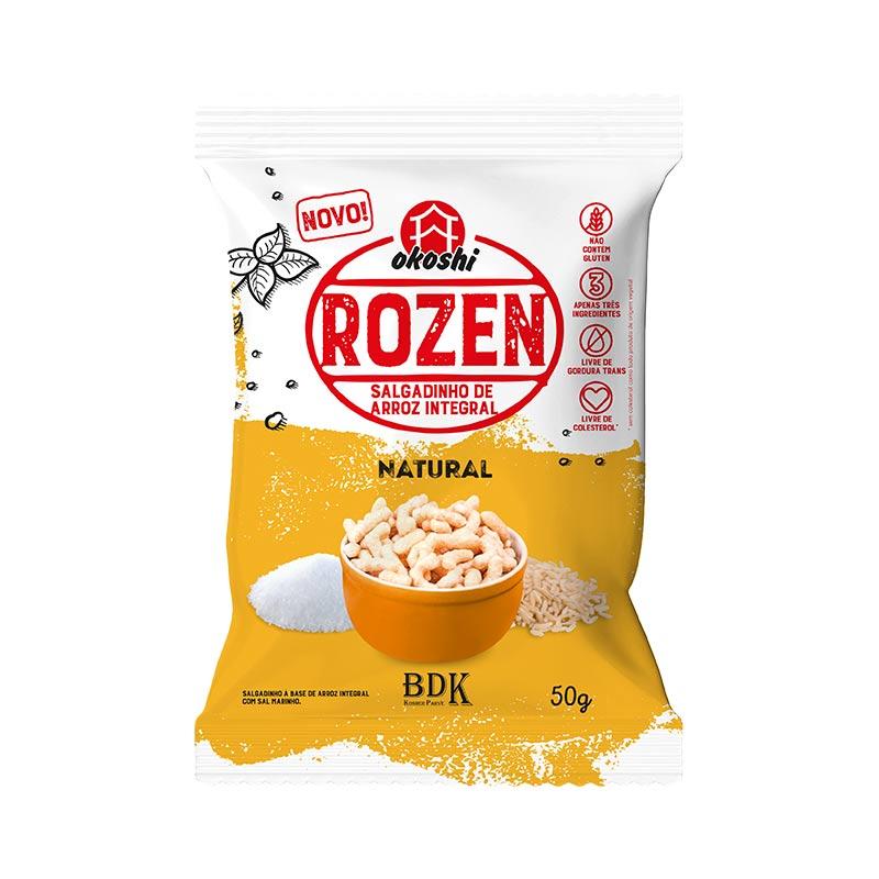 15 unidades - Rozen Natural