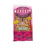 5 unidades - Okoshi Integral Quinoa e Linhaça 120g