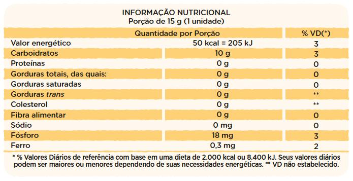 Okoshi Integral com Gergelim e Amendoim - 120g
