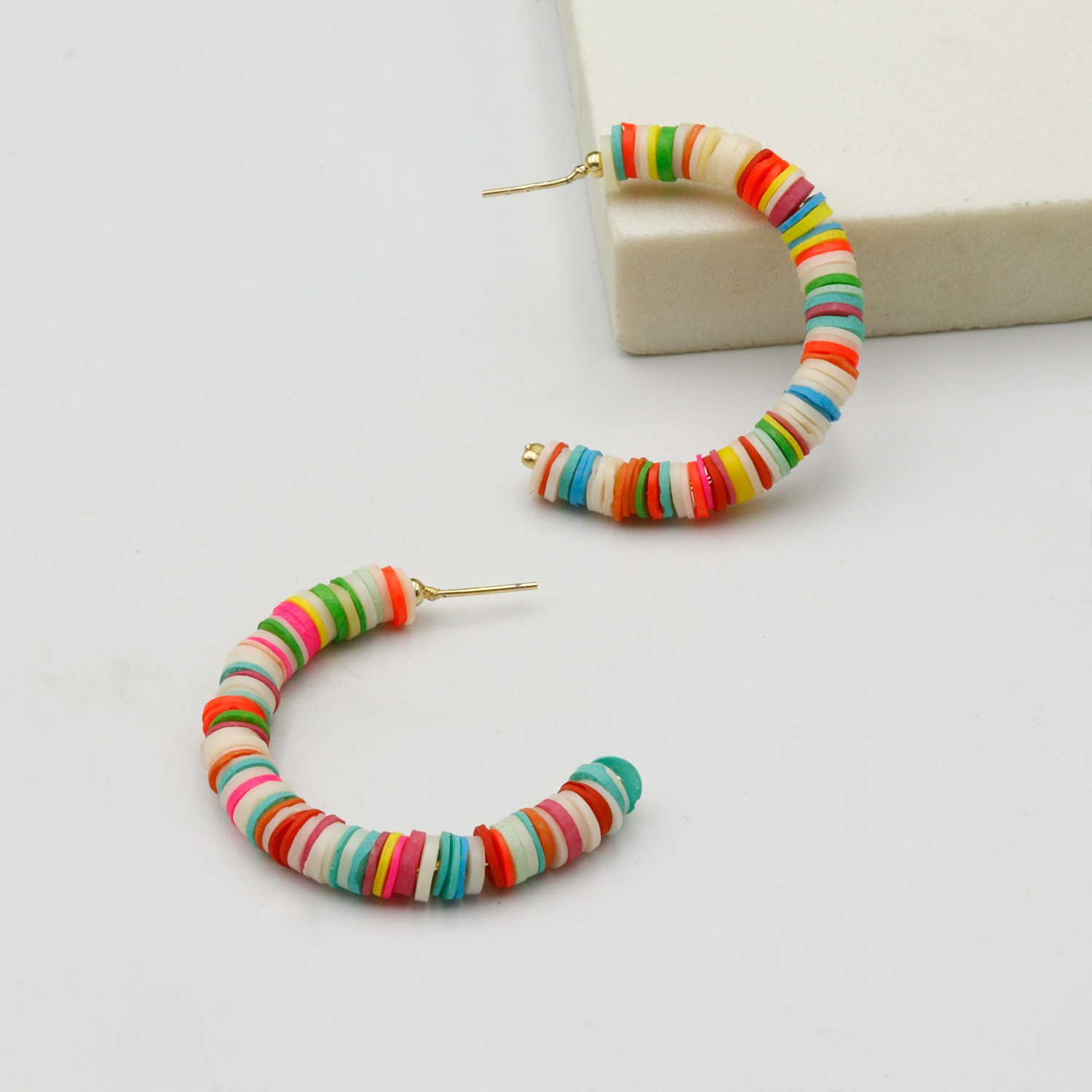 ARGOLA BEADS MULTICOLOR