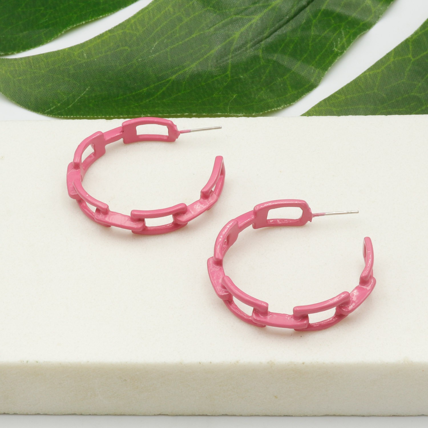 ARGOLA CHAIN COLOR - PINK