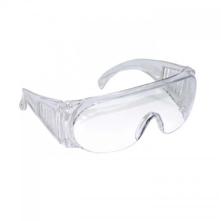 Óculos de sobrepor Netuno lente incolor Danny