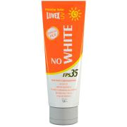 Protetor Solar UV No White FTP 35 120gr Luvex