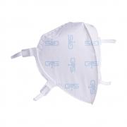 Respirador descartável PFF2 S/V hospitalar anvisa branca GVS Kit c/ 5 unidades CA 38337