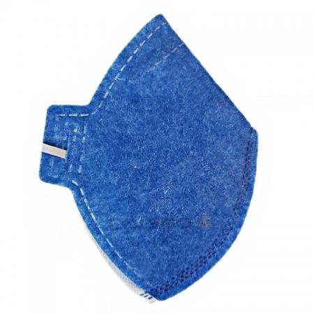 Respirador PFF2 azul sem válvula Alliance