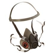 Respirador semifacial 3M 6200 CA 4115
