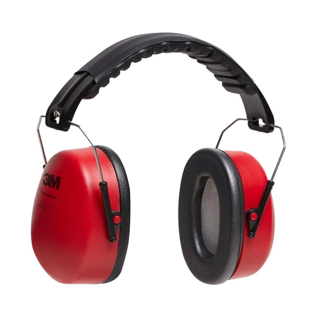 Abafador de ruído muffler 21 dB 3M
