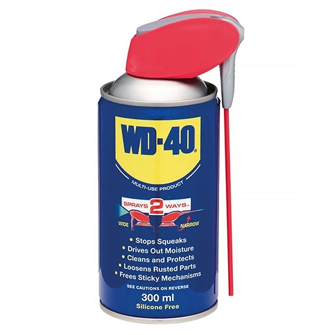 Lubrificante multiusos spray WD40 300ml