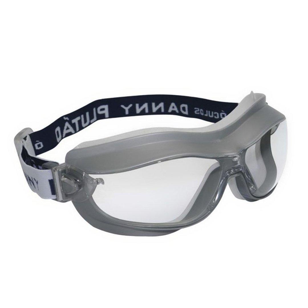 Óculos ampla visão Plutão lente incolor Danny