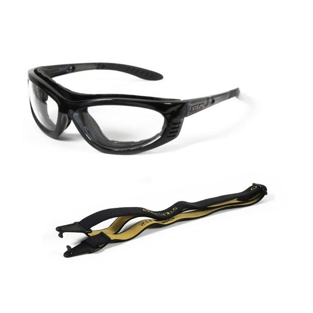 Óculos steelpro turbine incolor - Danny
