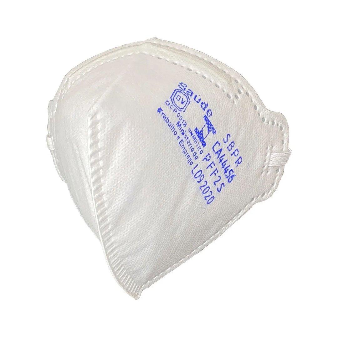 Respirador PFF2 S/V branca CA 44456 Air Safety