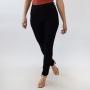 Calça Feminina Skinny Jeans Preto Cintura Alta Anticorpus