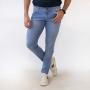 Calça Masculina Jeans Claro Skinny Elastano Anticorpus