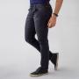 Calça Skinny Jeans Preto Masculina Stretch Anticorpus