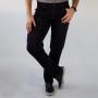 Calça Slim Jeans Masculina Preta Anticorpus