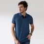 Camisa Polo Masculina Poá Tradicional Pique Anticorpus