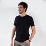 Camiseta Masculina Básica Manga Curta Algodão Anticorpus