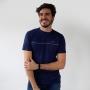 Camiseta Viscose Elastano Stretch Manga Curta Anticorpus