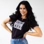 T-Shirt Feminina Estampada Manga Curta Algodão Anticorpus