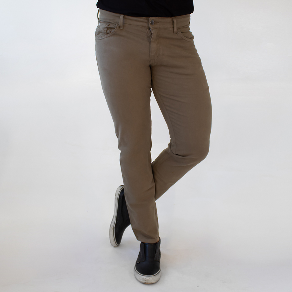 Calça Masculina Sarja Skinny Elastano Anticorpus Premium