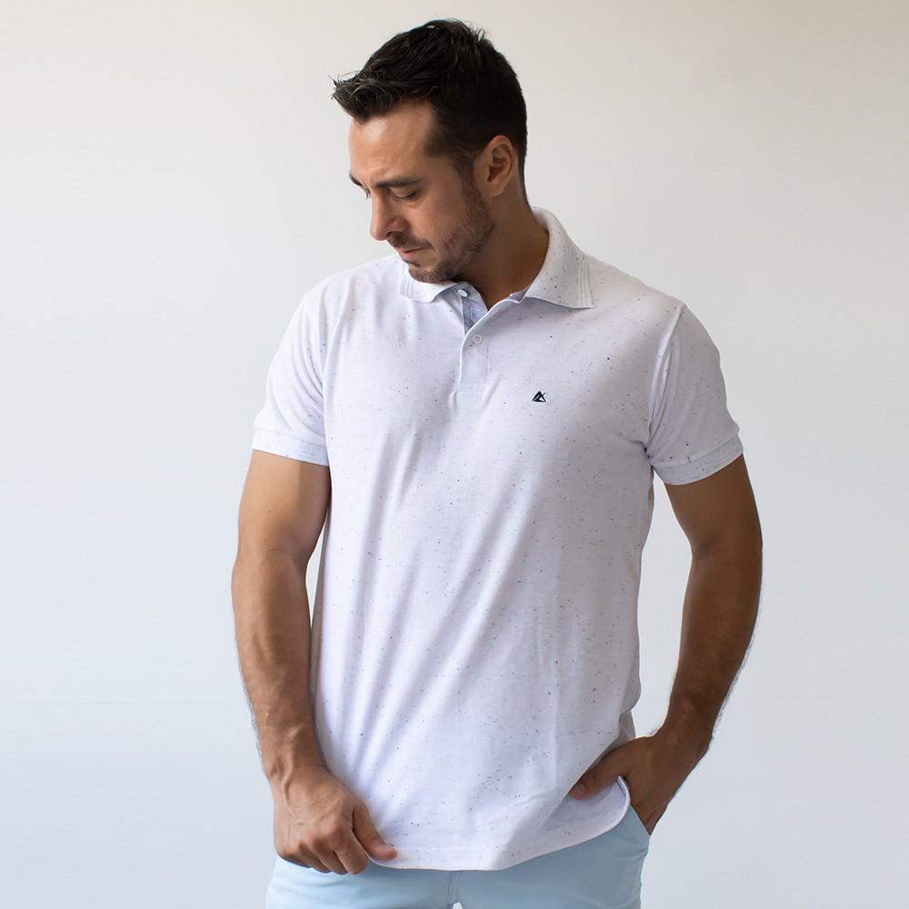 Camisa Polo Tradicional Pique Roma Várias Cores Anticorpus
