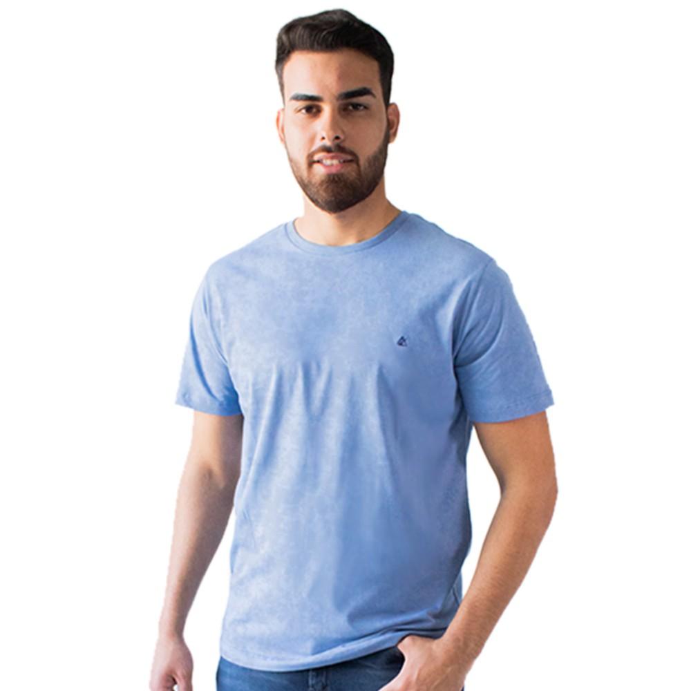 Camiseta Masculina Laser Wash Várias Cores Algodão Anticorpus