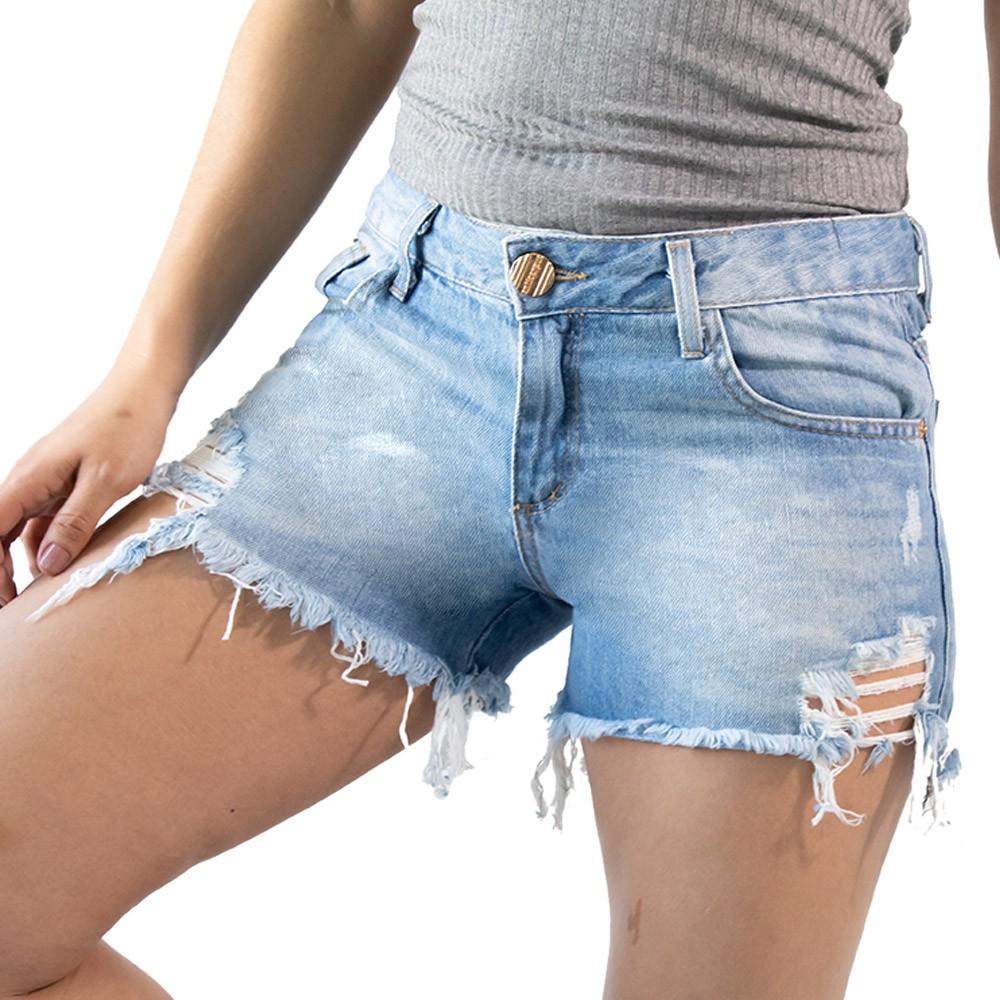 Short Boyfriend Jeans Destroyed Anticorpus