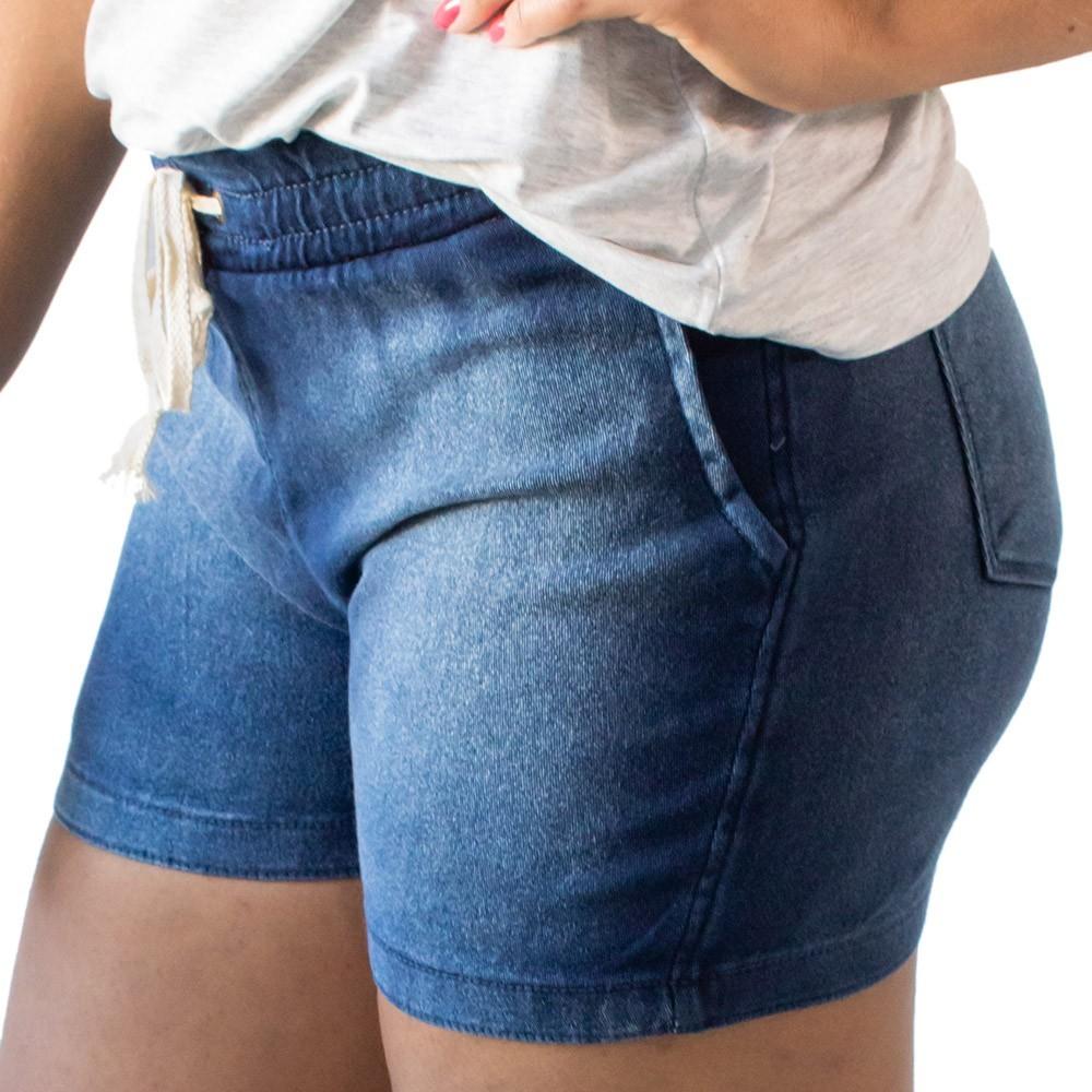 Short Jeans Jogger Feminino Anticorpus
