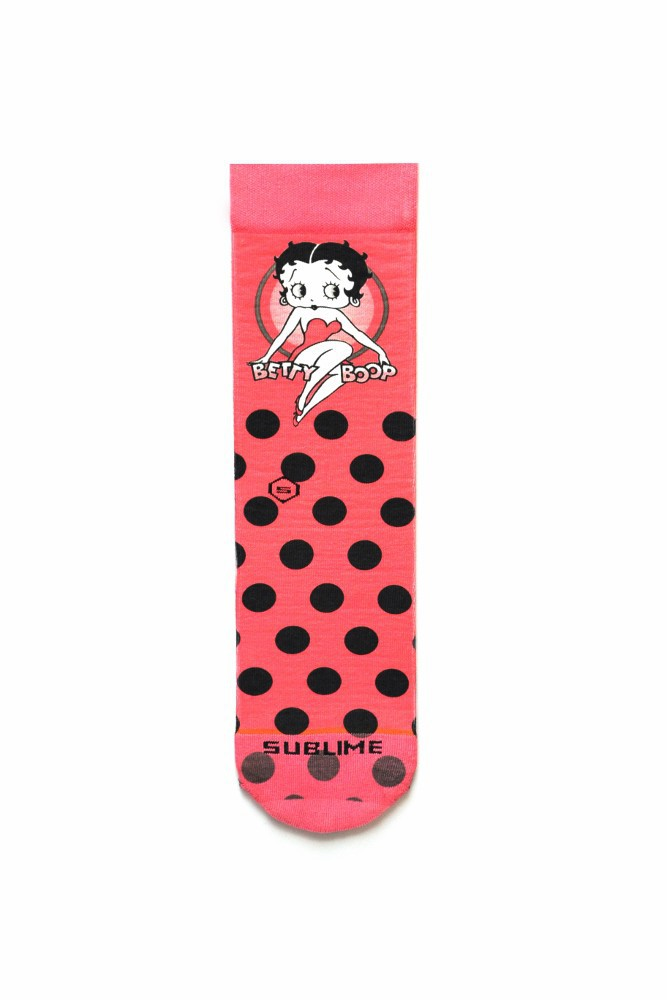 Meia Sublime Betty Boop
