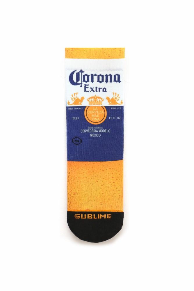 Meia Sublime Corona Extra