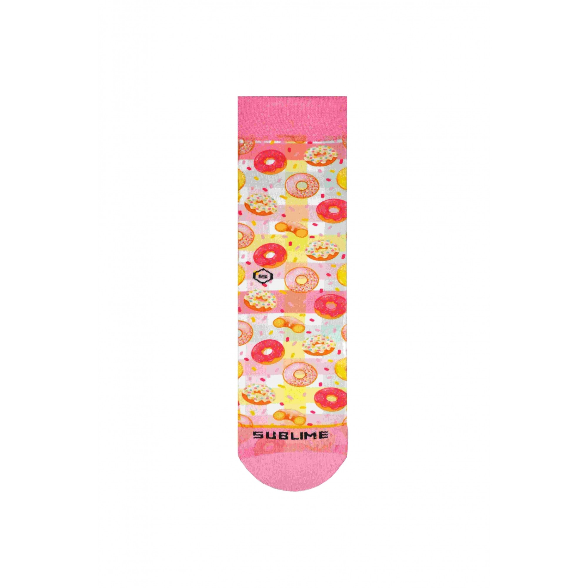 Meia Sublime Donuts Candy