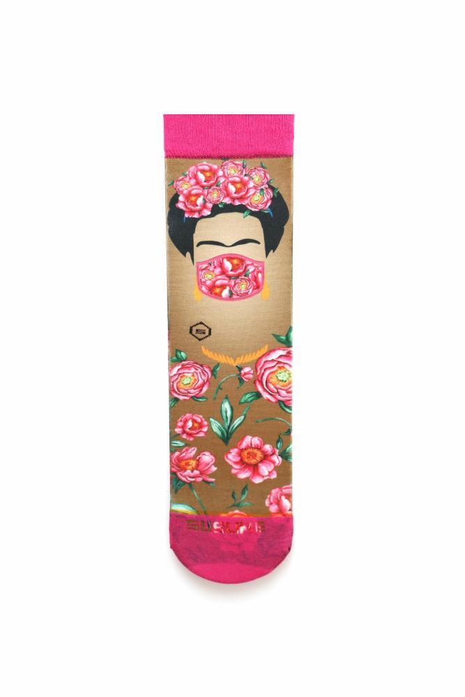 Meia Sublime Frida Protegida