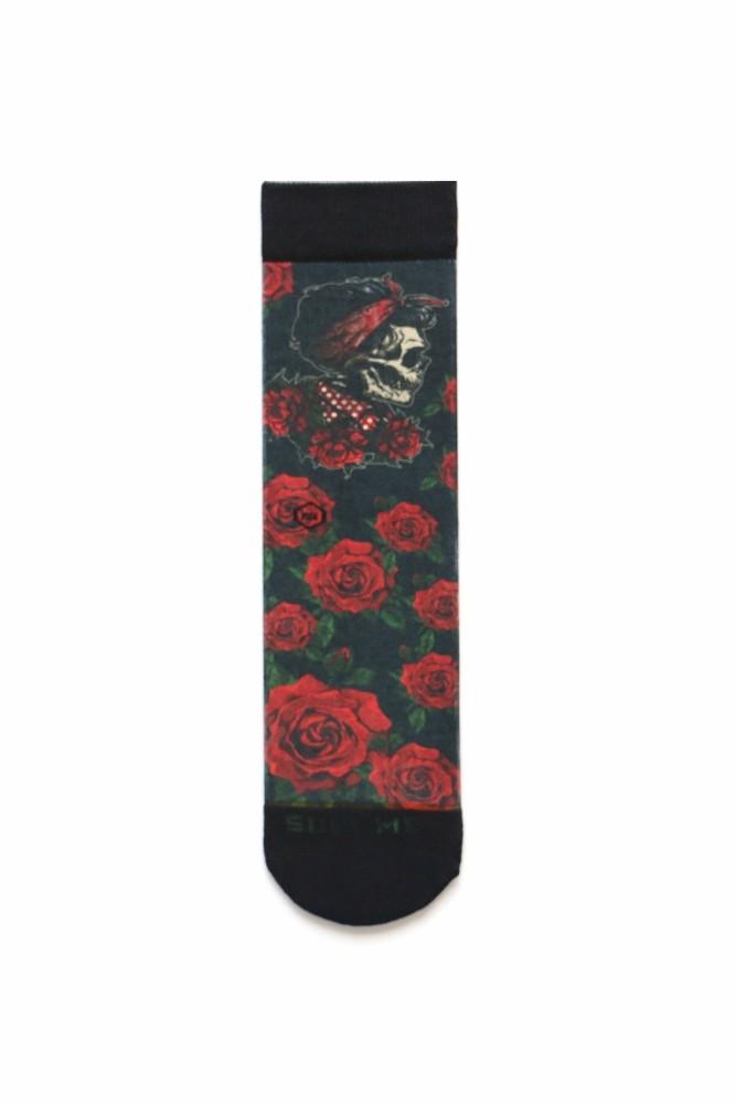 Meia Sublime La Vie en Rose