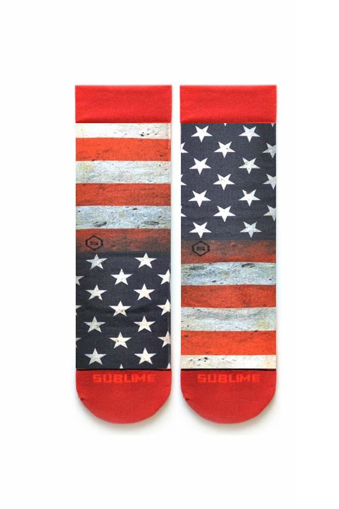 Meia Sublime USA