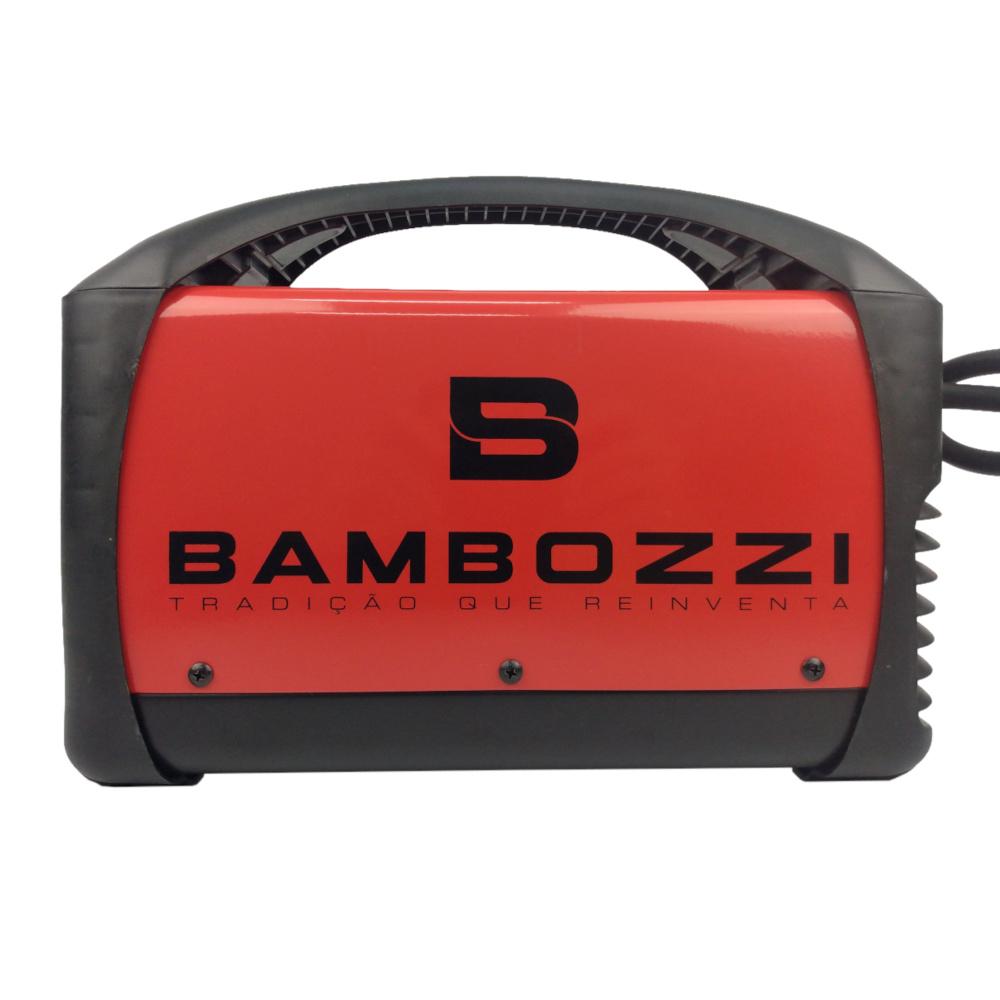 Inversora de Solda BAMBOZZI WMI 161ED 127/220V