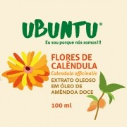EXTRATO OLEOSO DE FLORES DE CALÊNDULA - AMÊNDOA DOCE