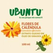 EXTRATO OLEOSO DE FLORES DE CALÊNDULA - GIRASSOL