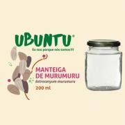 MANTEIGA DE MURUMURU - 200 ML