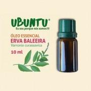 ÓLEO ESSENCIAL ERVA BALEEIRA - 10 ML