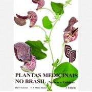 PLANTAS MEDICINAIS DO BRASIL - NATIVAS E EXÓTICAS
