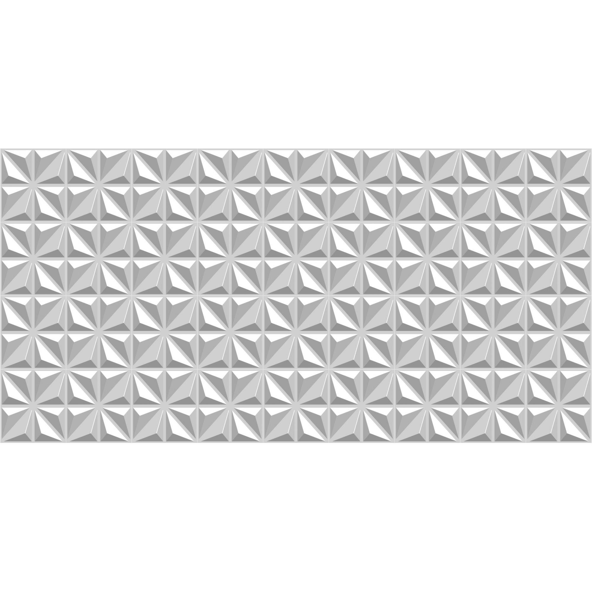 Papel de Parede Autocolante Gesso 3D 01