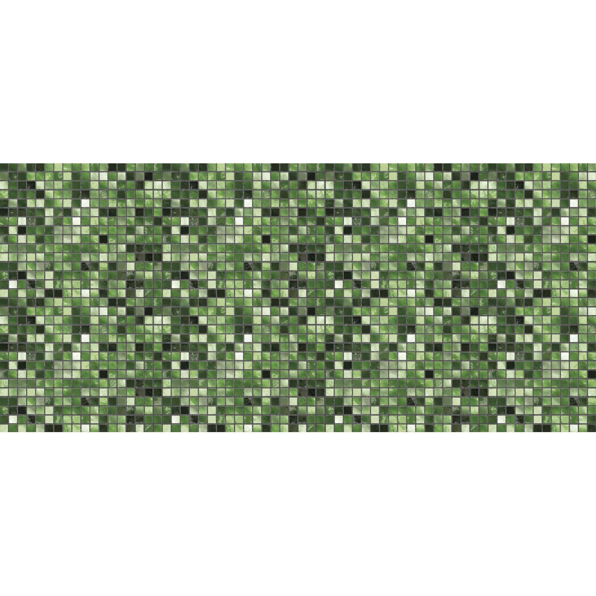Papel de Parede Autocolante Pastilha Verde